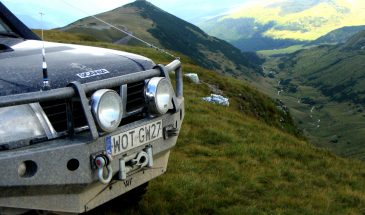 Explore Eastern Europe - Vampire 4x4 Tour
